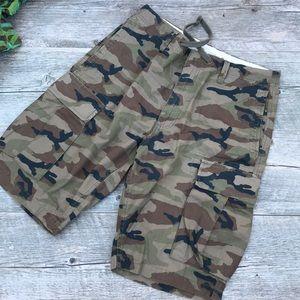 Vans Fowler Camo Cargo Shorts